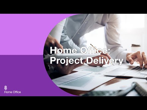 Home Office recruitment: project delivery