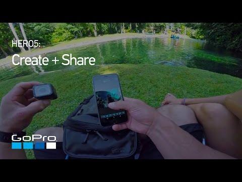 GoPro: HERO5 - Create + Share