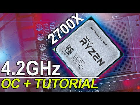 Do NOT Overclock This CPU! -- AMD Ryzen 7 2700X