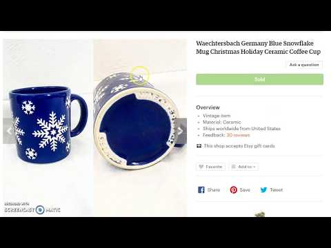Sales Update #4 = What's Selling on Etsy and eBay - Online Selling Tips and Tricks