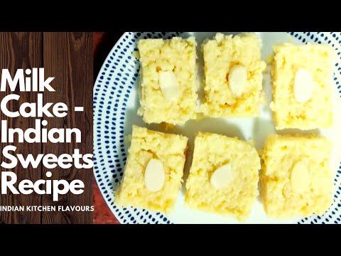 Milk Cake | How to make Milk Cake | Kala Kand | Indian Sweets in 20mins