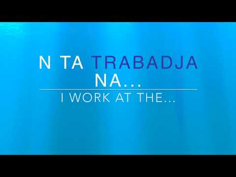 Learn Kabuverdianu ( Cape verdean Creole) Word of The Day - TRABADJU(A)