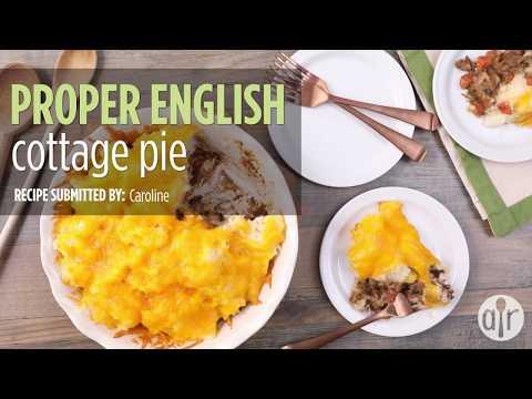 How to Make Proper English Cottage Pie | Dinner Recipes | Allrecipes.com