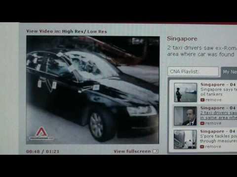 Silviu Ionescu 2nd Coroners Inquest In Singapore Court