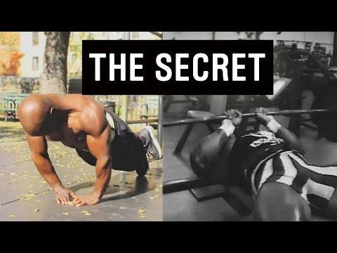 The Close Grip Bench Press Secret