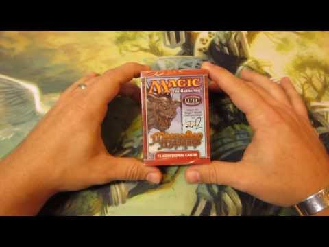 MTG Mercadian Masques Tournament Pack Opening 9/18/13
