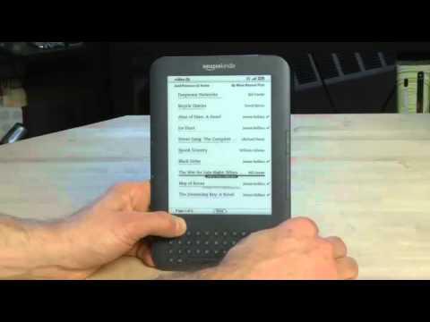 Managing your ebooks