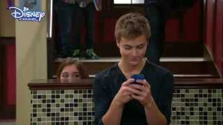 Official - Girl Meets World - Girl Meets Boy - Riley Sniffs Lucas - HD