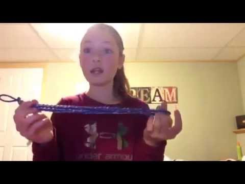 Paracord Necklace Lanyard HOW TO