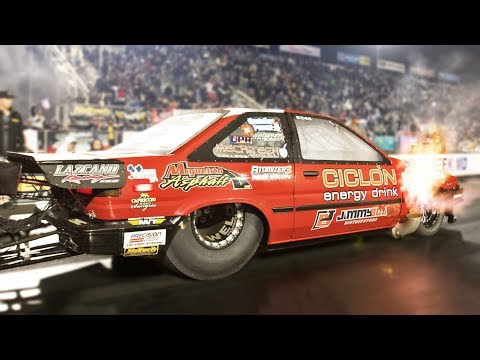 240mph in 5 Seconds! (Toyota AE86)