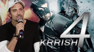 Hrithik Roshan Talk about Krrish 4 Preparation | Latest Bollywood News | Newsadda