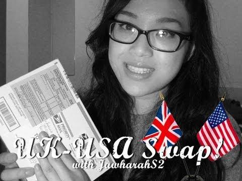 UK/USA Swap with JawharahS2!