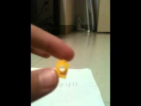 how to make a mini lego penguin
