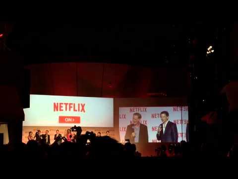 Netflix japan launch party countdown
