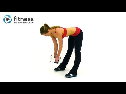 Upper Back, Arms, and Chest Workout -- 23 Min Tabata Upper Body Workout