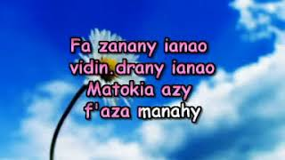 Tanora Masina Itaosy - Matokia (KARAOKE)