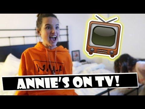 Annie's On TV! 📺 (WK 379.4)   Bratayley