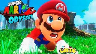 СУПЕР МАРИО ОДИССЕЙ #1 мультик игра для детей Детский летсплей на СПТВ Super Mario Odyssey