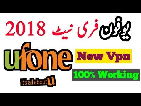 ufone free internet 2018