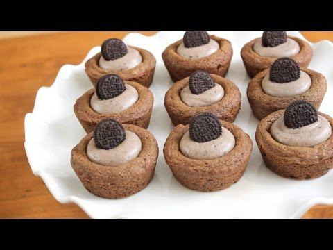 Oreo Cheesecake Cookie Cups | SweetTreats