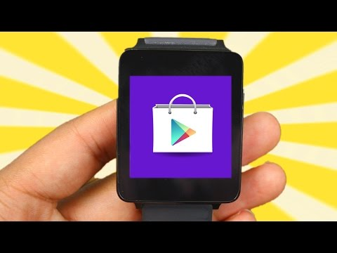 Coolest Apps for Android wear 2015