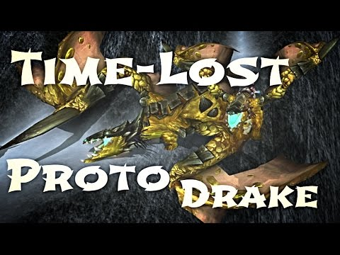 WoW Guide - Time-Lost Proto Drake