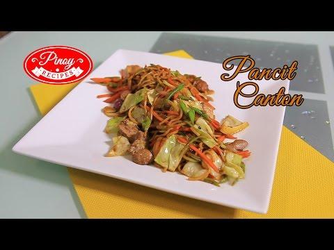 Pancit Canton Pinoy Recipe : How to cook Pancit Canton | Pinoy Recipes