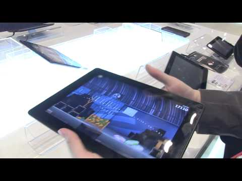 Coby Kyros MID9042-8 Android 4.0 Tablet with WXVGA