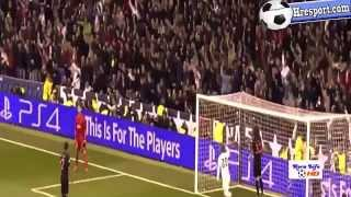 Nacho Fernandez Gol Goal Real Madrid vs PSG 1 0 2015 Champions League‬   YouTube 2