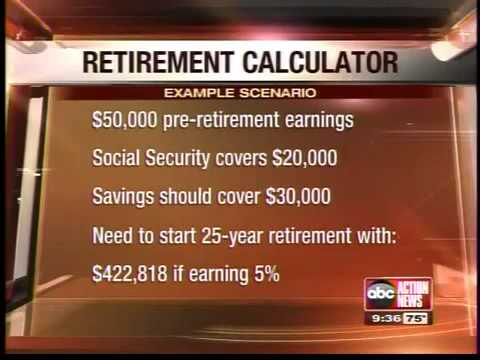 How to calculate your retirement age