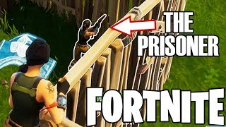 Capturing Other Players - Fortnite Battle Royale