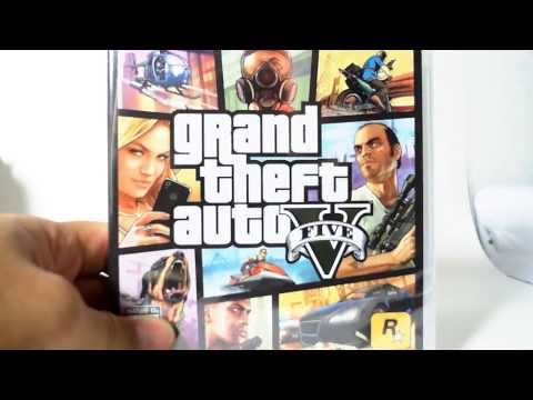 Grand Theft Auto V PS3 that i easily found at Target 1 day after release.. WHY DO PEOPLE CAMP OUT?