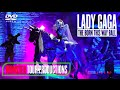 Lady Gaga Presents: The Born This Way Ball - DVD - Highway Unicorn / Road to Love
