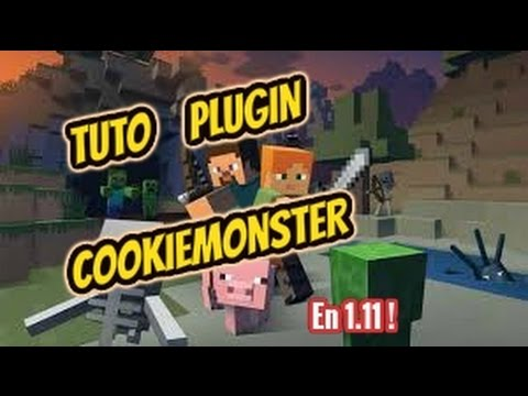 [TUTO] Plugin Minecraft 1.11 : CookieMonster