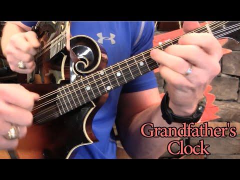 Grandfather's Clock Mandolin Solo!