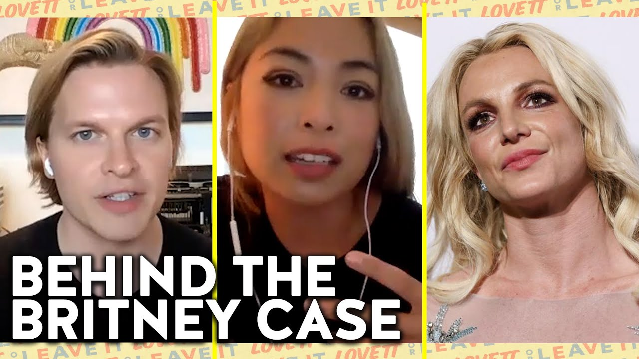 Ronan Farrow and Jia Tolentino Explain the Britney Spears Case | Lovett Or Leave It
