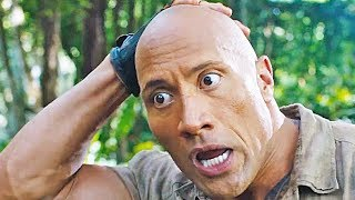 Jumanji 2: Welcome to the Jungle | official international trailer (2017)