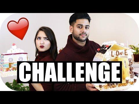 Xxx Mp4 LEBKUCHENHAUS CHALLENGE EXTREM Girlfriend Vs Boyfriend Sanny Kaur 3gp Sex