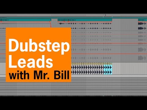 Making Dubstep Leads With Cowbells, Wood Blocks & Air Horns | Mr. Bill
