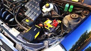 Avviare AUTO con batteria scarica - Trucco di emergenza