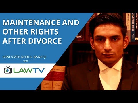 Indian Kanoon - Maintenance after divorce - LawRato