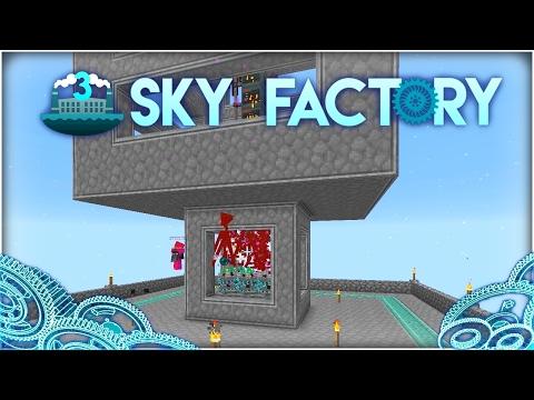 Sky Factory 3 w/ Hypno :: Ep 42 :: Super Enderman Spawner!