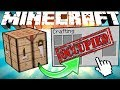 If There was Only ONE Crafting Table - Minecraft