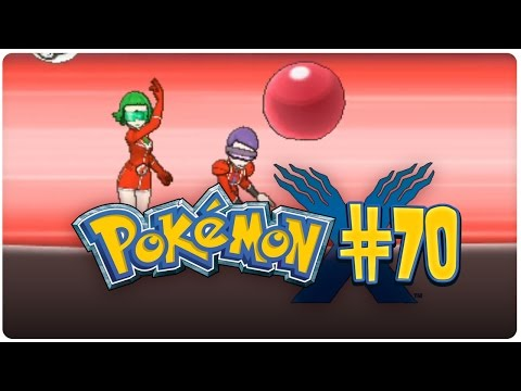 #70 ★ In der Pokéball Fabrik - POKÉMON X - Let's Play