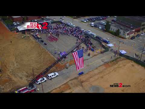 Red Bird 2: Drone Video Shows Location For New High Point Stadium