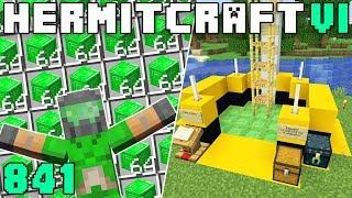 Hermitcraft VI 841 The Emerald King & iBounce