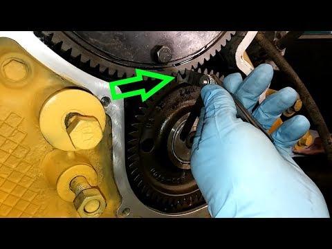 3406 & C15 Camshaft Gear Backlash. Set Gear Backlash.