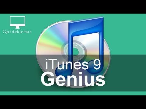 iTunes 9 - Genius