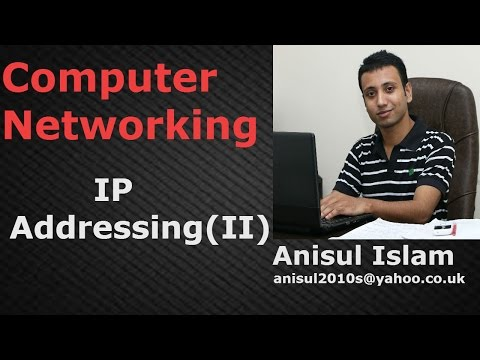 IP address & Subnetting Bangla Tutorial - 2 (IP ranges of different classes)