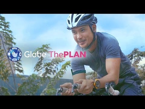 Create the life you want with Globe's #ThePLAN!